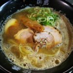 麺蔵ひの屋 魚介合わせ醤油ラーメン