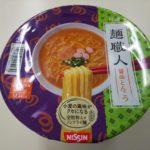 日清食品 麺職人 醤油とんこつ