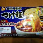 東洋水産 北の味わい つけ麺 魚介豚骨醤油味