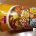 トップバリュ Noodle カレー