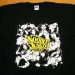 NOODLE JUNGLEのオリジナルTシャツをゲット!