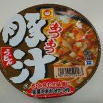 マルちゃん(東洋水産)あつあつ豚汁うどん