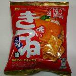 ジャパンフリトレー トルティーヤチップス 赤いきつね味