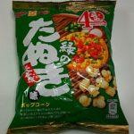 ジャパンフリトレー マイクポップコーン 緑のたぬき味