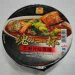 東洋水産 マルちゃん 魂の一杯 芳醇旨味醤油