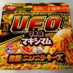 日清食品 焼そばUFO 神味マキシマム 背脂×ニンニク×チーズ