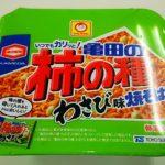 東洋水産 亀田の柿の種わさび味焼そば
